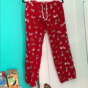Pajama pants from old navy